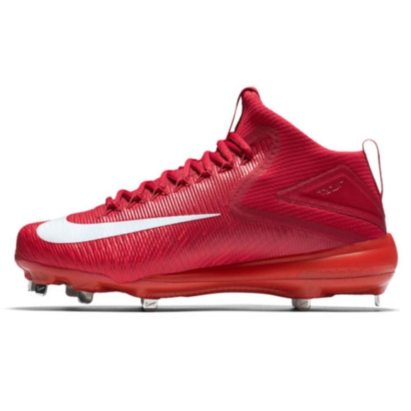 Nike Force Zoom Mike Trout 3 Mid Metal Cleats 13 6c5a5bffd